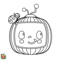 CoComelon Coloring Pages Characters - XColorings.com 2nd Birthday Party For Boys, Birthday Clips, Baby Birthday, Birthday Ideas, Happy Birthday Banner Printable, Boy Printable, Happy Birthday Banners, Aaliyah Birthday, Free Kids Coloring Pages