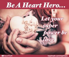 Be your own kind of hero!