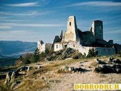 Čachtický hrad - zanedbaná krása - Dobrodruh.sk – stačí len vyraziť – cestovanie, cestopisy