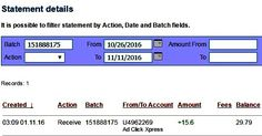 AdClikXpress Payment! I am getting paid daily at ACX and here is proof of my latest withdrawal. I get paid daily and I can withdraw daily. Online income is possible with ACX, who is definitely paying - no scam here. I WORK FROM HOME less than 10 minutes and I manage to cover my LOW SALARY INCOME. If you are a PASSIVE INCOME SEEKER, then AdClickXpress (Ad Click Xpress) is the best ONLINE OPPORTUNITY for you.http://www.adclickxpress.is/?r=Branislav+Mihajlovic&p=mx