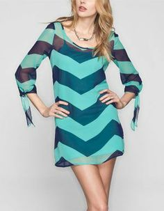 ROXY La Luna Shift Dress