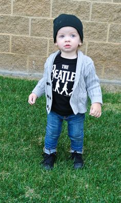 baby boy beatles outfit - Google Search