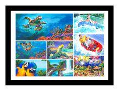 Tropical  Storyboard Artist and Illustrator: Tom McKee