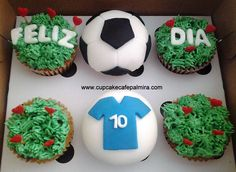 Cupcakes x 6