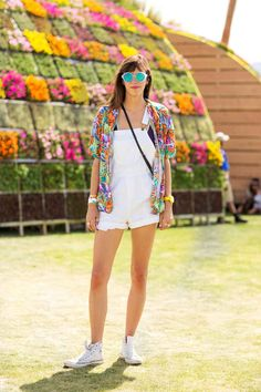Coachella Fashion 2014 Street Style - Festival Photos