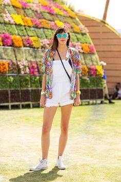 Coachella Fashion 2014 Street Style - Festival Photos