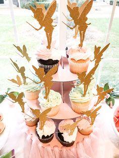 Tinkerbell Pink & Gold Birthday