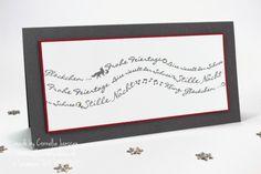 Nellis Stempeleien - Handgemachtes mit Liebe, Stempeln und Papier - eine Stampin UP! Demonstratorin zeigt ihre Werke und Ideen