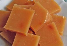 Recept na halvu z jablek, rozinek a ořechů | Zahrádkář Kiwi, Cantaloupe, Food And Drink, Sweets, Apple, Homemade, Fruit, Cooking, Recipes