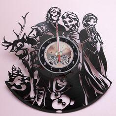 Vinyl clock collection #vinylclock #vinylart #newlifeofvinyl #instagood #pictureoftheday