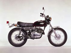 My favorite bike to this point (1974) was my Yamaha 360 RT-1 Enduro. This bike took me anywhere. At this point I was driving a company car, so the bike was strictly for fun.