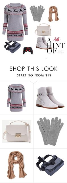 """Women's fashion"" by room140701 ❤ liked on Polyvore featuring Valentino, L.K.Bennett and Banana Republic"