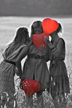 Beste Freundinnen…..