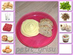 Hummus, Yummy Food, Baking, Breakfast, Ethnic Recipes, Morning Coffee, Delicious Food, Bakken, Bread
