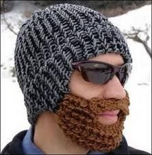 Beard toque!