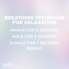 Breathing deeply is one of the fastest ways to relax. #sayom #pledgetorelaxsweeps No Pur Nec 18+ Ends 12/22. https://woobox.com/offers/rules/sbvq49
