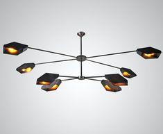 Minimalist Furniture, Light Shades, Lighting Design, Chandelier, Ceiling Lights, Milk, Profile, Home Decor