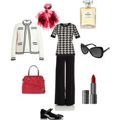 """Inspired by Chanel"" by ladymilla on Polyvore"