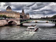 Un Paseo Romántico-El Sena Paris-Francia-Producciones Vicari.(Juan Franc...