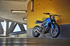 FCR 2015 Ducati Scrambler ~ Return of the Cafe Racers