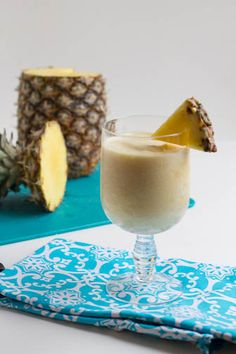 pina colada protein shake would be so good with our Vanilla or Naked Whey Protein www.proteinmilkshakebar.com