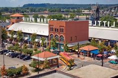 River Market Little Rock, Arkansas - officially visiting my best friend in Arkansas in two months!
