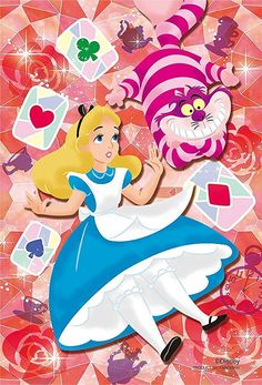 Disney Smile — Disney's Alice in Wonderland:)