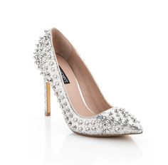 The Zoe by ShoeMint.com. I bought these as my NYE shoes. We'll see if I can wait that long. ;)