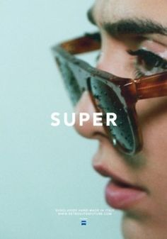 Super sunglasses. Get 'em while they're hot.