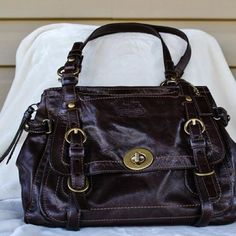 COACH Garcia Limited Edition Legacy Satchel This bag is in LIKE NEW condition.  I have the dust bag, too.  It's a large satchel. Coach Bags Satchels