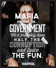 Mafia...