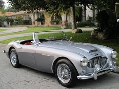 airkool:  1960 Austin Healey 3000