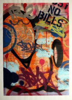 COPE 2 (1968): Sans Titre - Lot 30 de la vente aux enchères du 3 novembre 2015