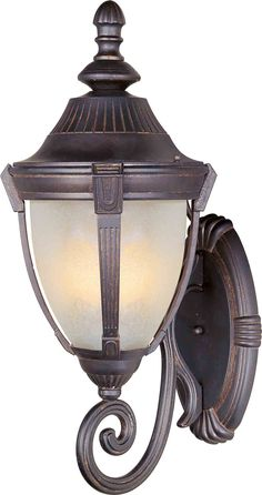 Maxim Lighting 4035MREB Wakefield Empire Bronze Outdoor Wall Sconce On Sale Now. Save 10% On All Maxim Lighting. Promo Code: MAXLIGHT10