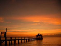 #Sunset at #SecretsAura #Cozumel
