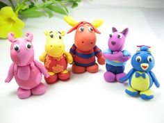 Backyardigans Cake Toppers | Recent Photos The Commons Getty Collection Galleries World Map App ...