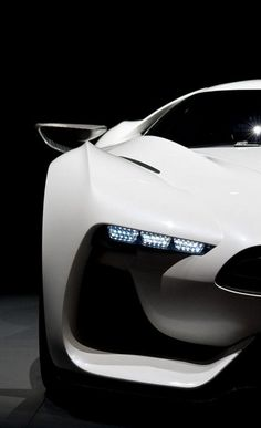 This teasing Citroen is like no other Citroen you have seen! #spon #Supercar