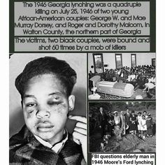 Consumed by hatred based in ignorance. Some of the perpetrators are still alive, they had children, they passed on their hate. Black History Quotes, Black History Facts, Black History Month, We Are The World, In This World, Tostadas, History Education, Interesting History, African American History