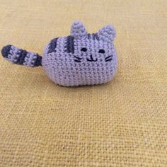 Pusheen the cat amigurumi