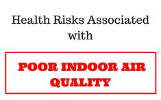 effects of poor indoor air quality Indoor air quality facts in canada when we think of poor air quality, we often think of the outdoors, polluted by smog, car exhaust and toxic emissions that are the byproduct of industry.