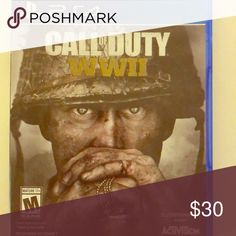 PS4 - CALL OF DUTY WWII Game - Like New Used it for a few times only. In great condition and in box PS4 Games ps4 Other