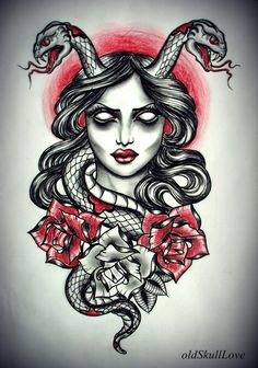 Tattoo Designs by Mariola Weiss
