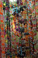 Hanging beads of India | Mira Terra Images Travel Photography