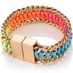 Enter to win a Fluoro Lola cuff    Ends on 8/10  #giveaway #fashion #free