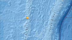 Earthquake,  M6 9   283km S of Ndoi Island, Fiji Island