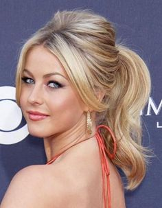 Prom Ponytail Hairstyles 2012 ~ Krazy Fashion Rocks