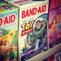 """Barry Manilow wrote the famous """"I am stuck on Band-Aid Brand..."""" jingle. #grocerystore"""