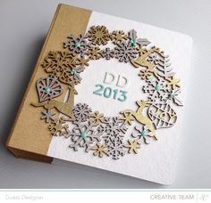 Blog: December Daily™ | Cindy Backstrom - Scrapbooking Kits, Paper & Supplies, Ideas & More at StudioCalico.com!