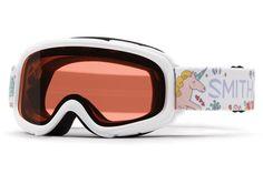 Smith - Gambler White Fairytale Goggles, RC36 Lenses