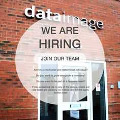 We're Hiring! Join the team here at We currently have a vacancy for a full time Accounts Assistant apply today!